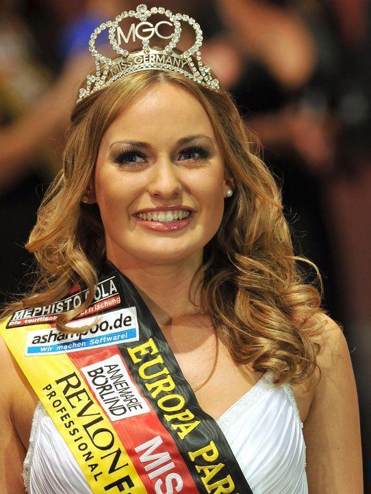 2010-Miss-Germany-Anne-Julia-Hagen-10-02-13-dpa - Bildquelle: usage Germany only, Verwendung nur in Deutschland