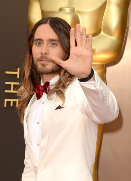 Jared Leto - Bildquelle: getty AFP