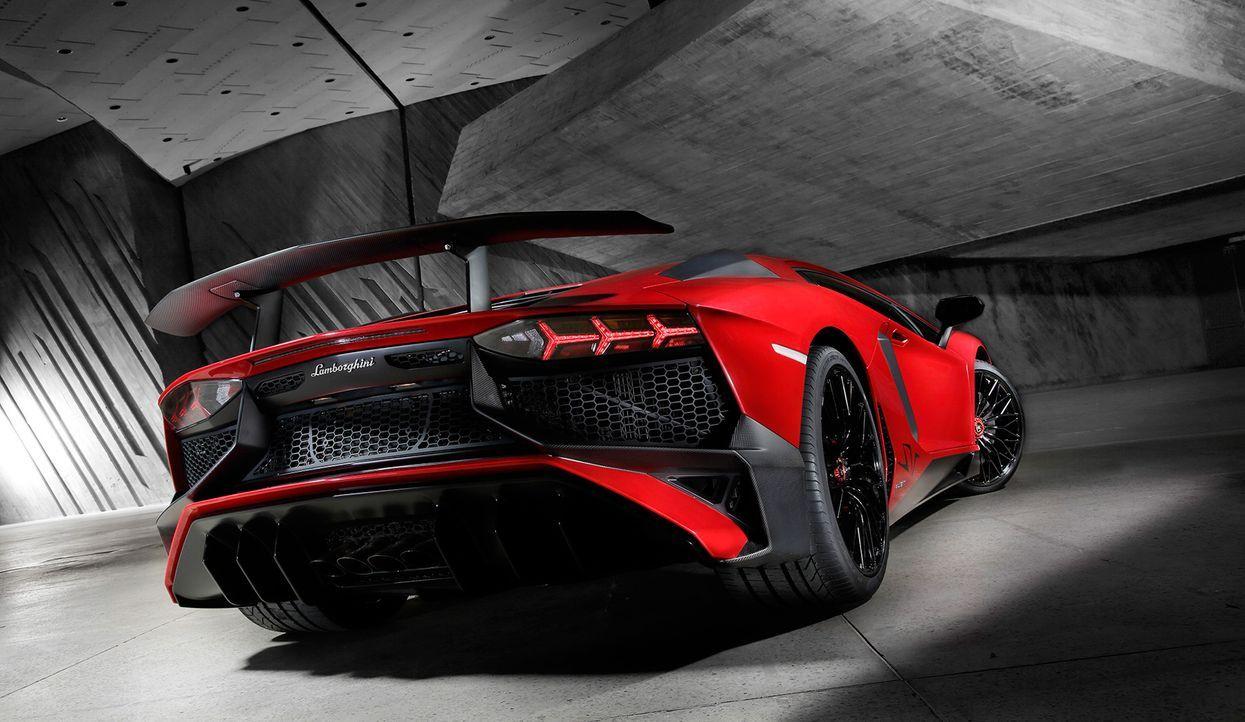 Lamborghini Aventador Superveloce (3)