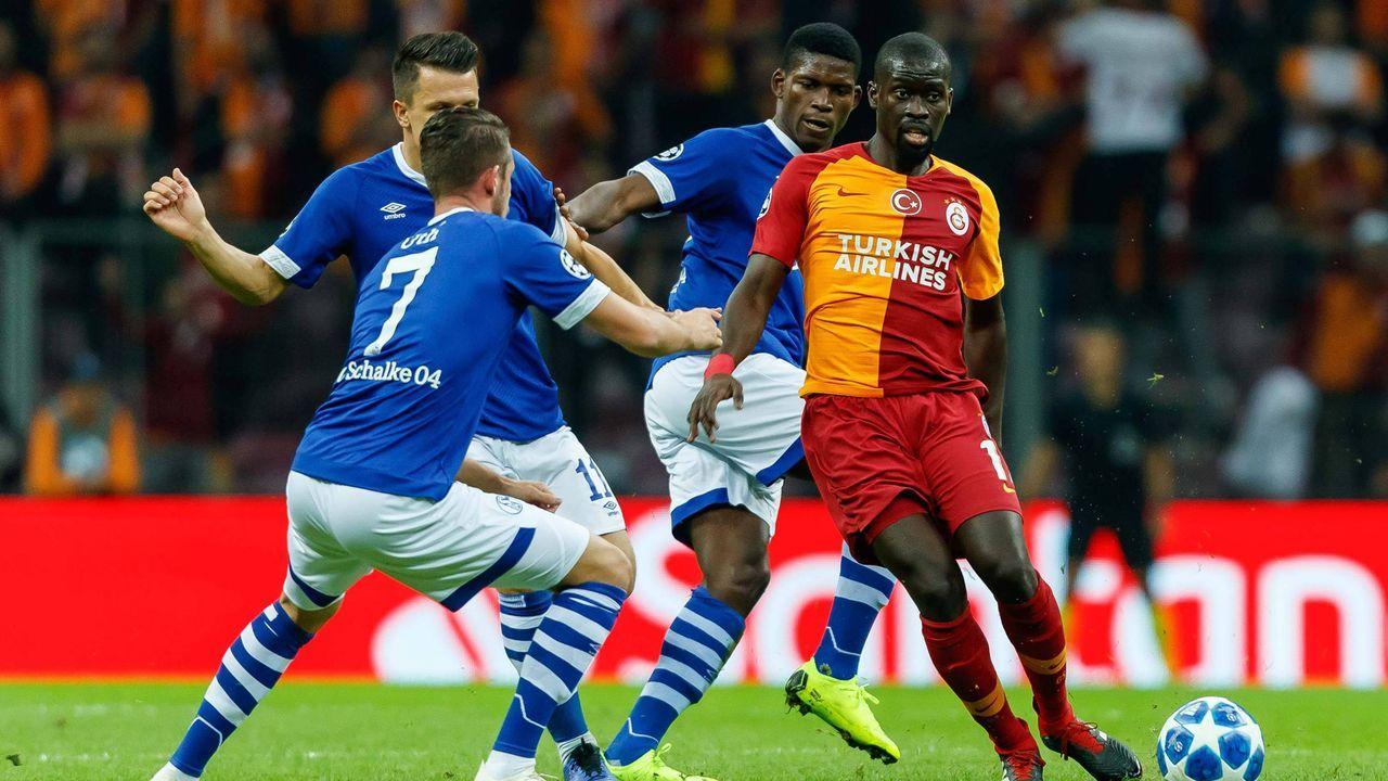 Champions League: Schalke 04 bei Galatasaray Istanbul in der Einzelkritik