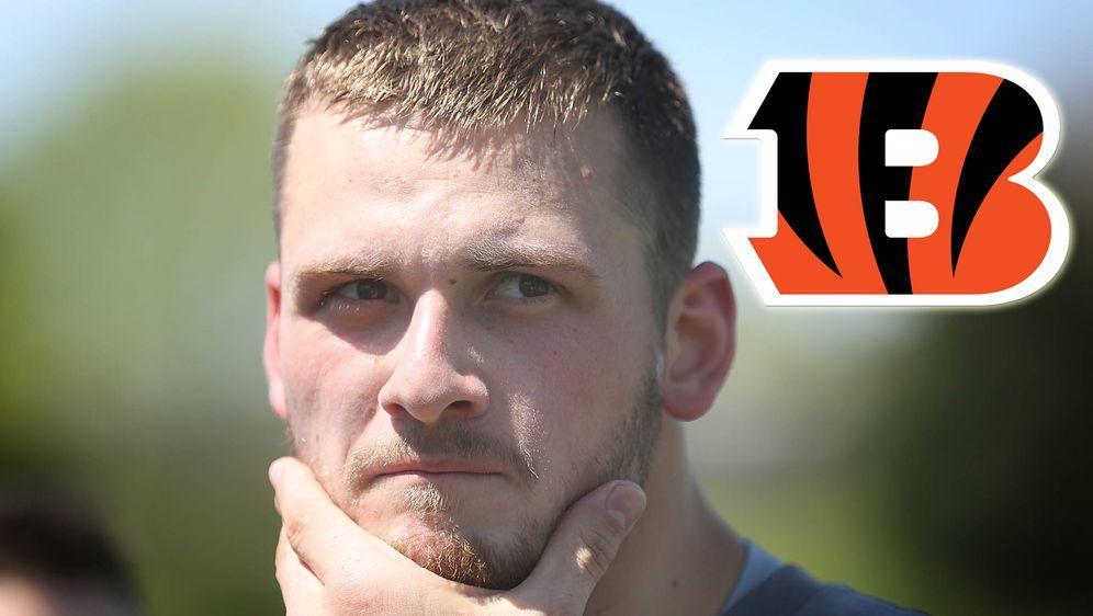 Moritz Böhringer hat einen neuen Vertrag bei den Cincinnati Bengals untersch... - Bildquelle: imago