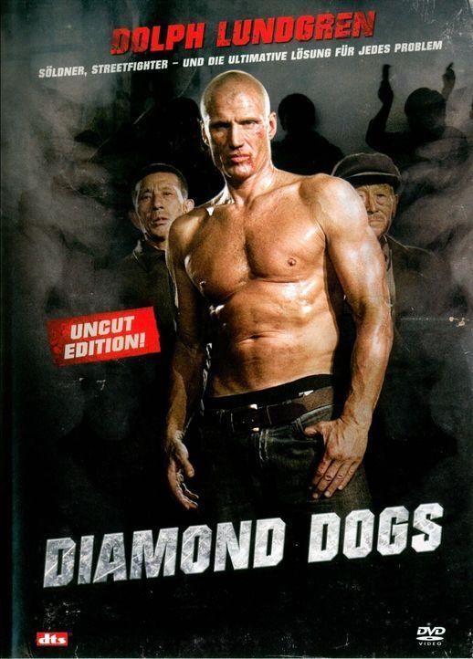 DIAMOND DOGS - Plakatmotiv
