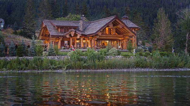 (1. Staffel) - Häuser ganz aus Holz können wahre Meisterwerke sein. Timber Ki...