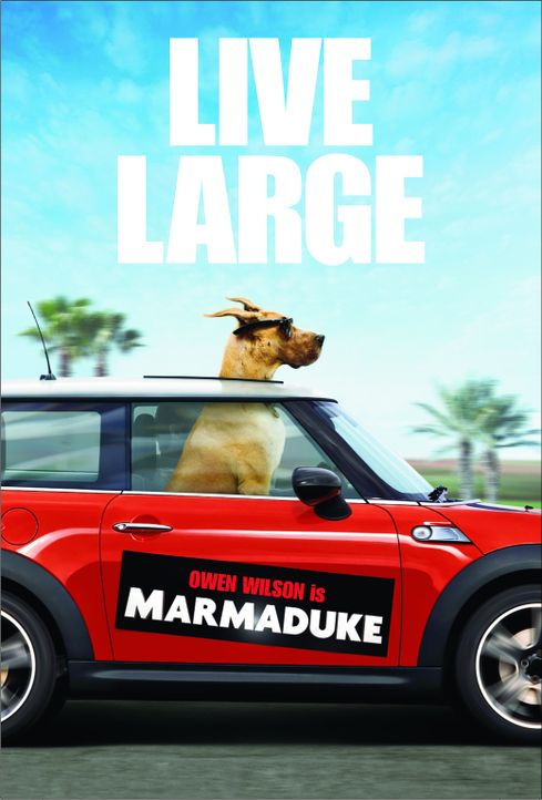 Marmaduke - Artwork - Bildquelle: TM and   2010 Twentieth Century Fox and Regency Enterprises.  All rights reserved. Not for sale or duplication.