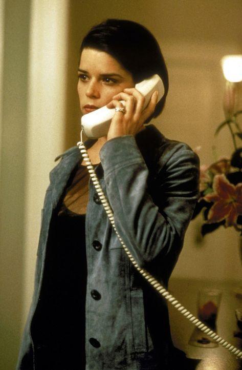 Die grausamen Erinnerungen aus der Vergangenheit suchen sie wieder heim: Sidney (Neve Campbell). - Bildquelle: Kinowelt Filmverleih GmbH 1997
