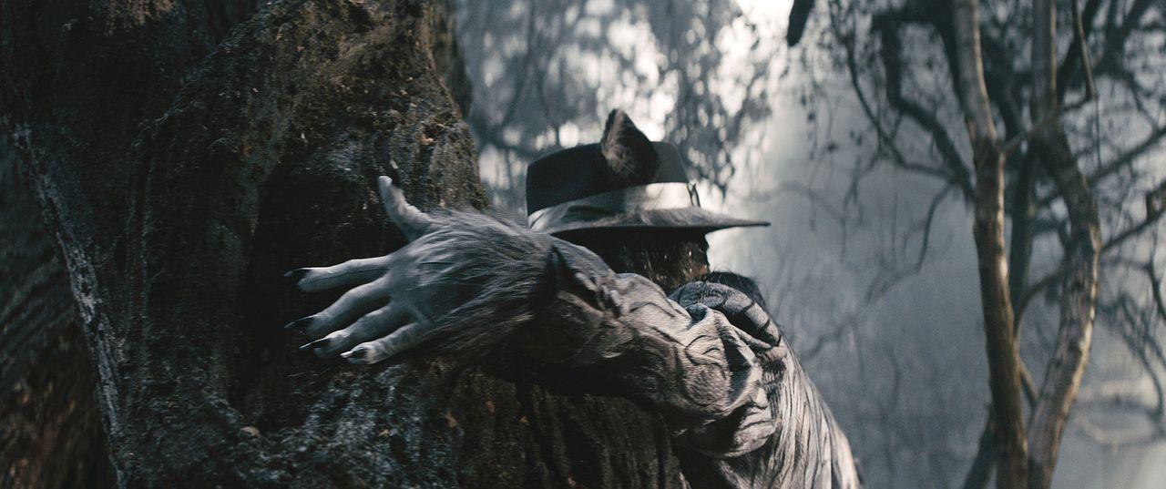 Into-The-Woods-Teaser-Trailer-Wolf-c-2014- Disney- Enterprises - Bildquelle: ©2014 Disney Enterprises