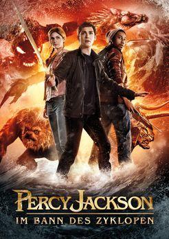 Percy Jackson: Im Bann des Zyklopen - PERCY JACKSON IM BANN DES ZYKLOPEN - Pl...