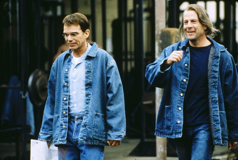 Hinterlassen eine Schneise der Verwüstung: die Banditen Joe (Bruce Willis, r.) und Terry (Billy Bob Thornton, l.) ... - Bildquelle: Metro-Goldwyn-Mayer