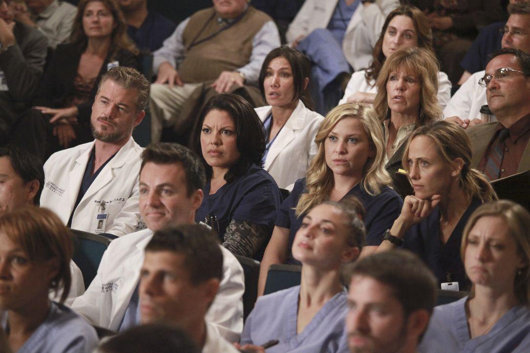 Dr. Catherine Avery, Jacksons Mutter, besucht das Seattle Grace Hospital, um zunächst einen Vortrag zu halten und anschließend die erste Penistran... - Bildquelle: ABC Studios