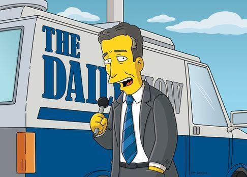 """Die Simpsons - Durch eine schreckliche Brandkatastrophe, wird das """"Fast-..."""