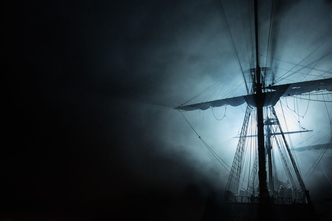 Ist der Einbruch der Nacht Fluch oder Segen? - Bildquelle: 2013 Starz Entertainment LLC, All rights reserved