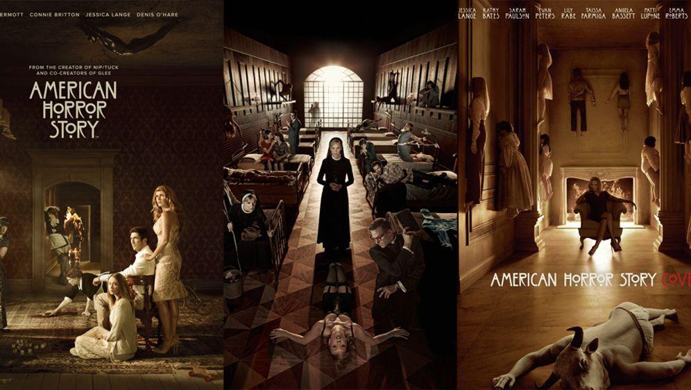 American Horror Story Staffeln