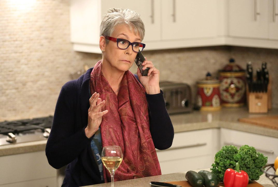 Gaststars Staffel 3: Jamie Lee Curtis