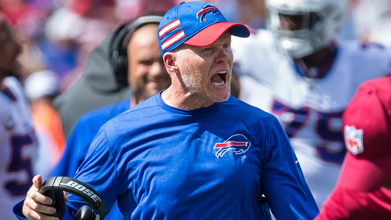 Sean McDermott (Buffalo Bills) - Bildquelle: 2018 Getty Images