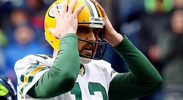 Aaron Rodgers (Green Bay Packers) - Bildquelle: 2015 Getty Images