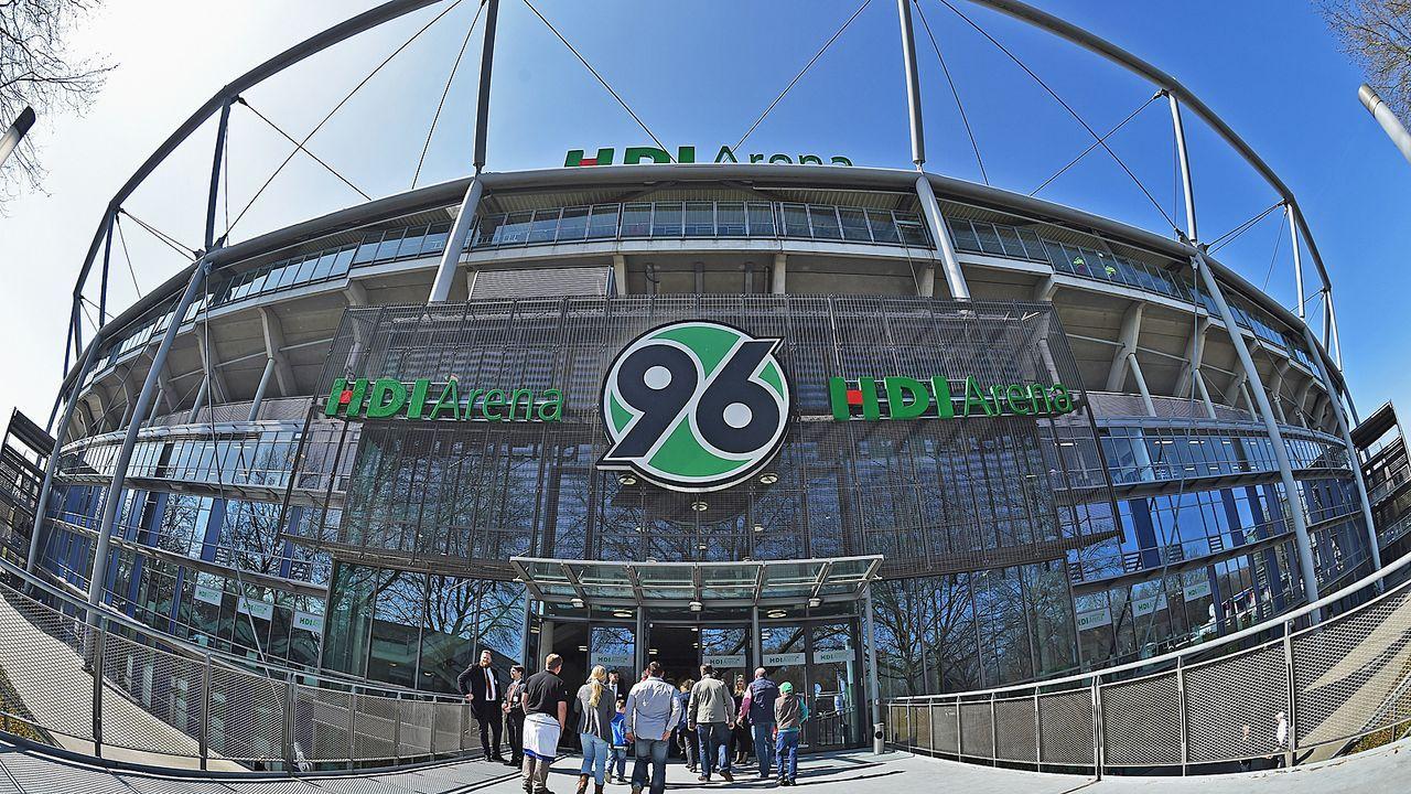 Bundesliga Stadien Namen