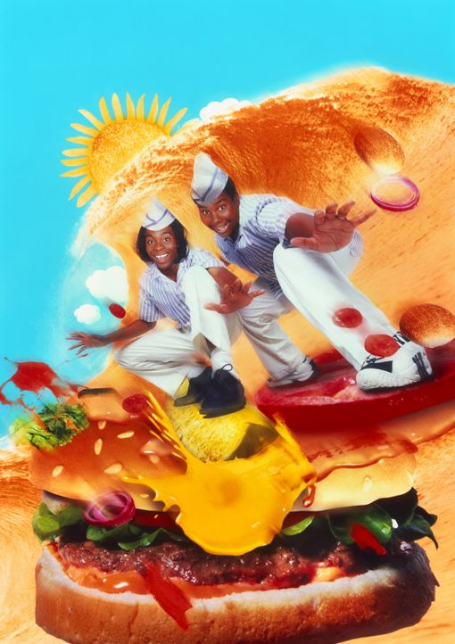 Good Burger - Die total verrückte Burger-Bude - Artwork - Bildquelle: TM, ® &   1997 by Paramount Pictures. All Rights Reserved.