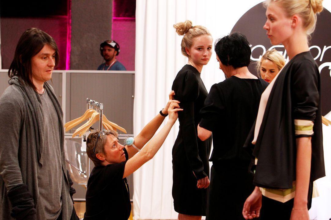 Fashion-Hero-Epi01-Atelier-68-ProSieben-Richard-Huebner - Bildquelle: ProSieben / Richard Huebner