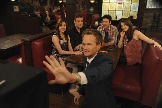 How I Met Your Mother - Ein Abend unter guten Freunden: Ted (Josh Radnor, 2.v...