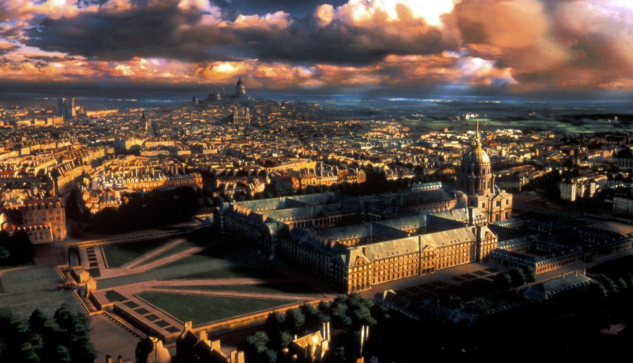 Über den Dächern von Paris geschehen merkwürdige Dinge ... - Bildquelle: Studio Canal