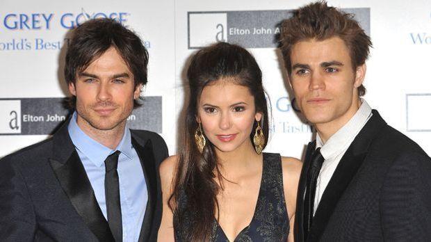 Vampire Diaries: Gleich fünfmal für Teen Choice Awards 2013 nominiert