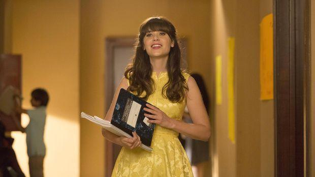 Jess (Zooey Deschanel) hat große Schwierigkeiten, an ihrer neuen Schule Ansch...