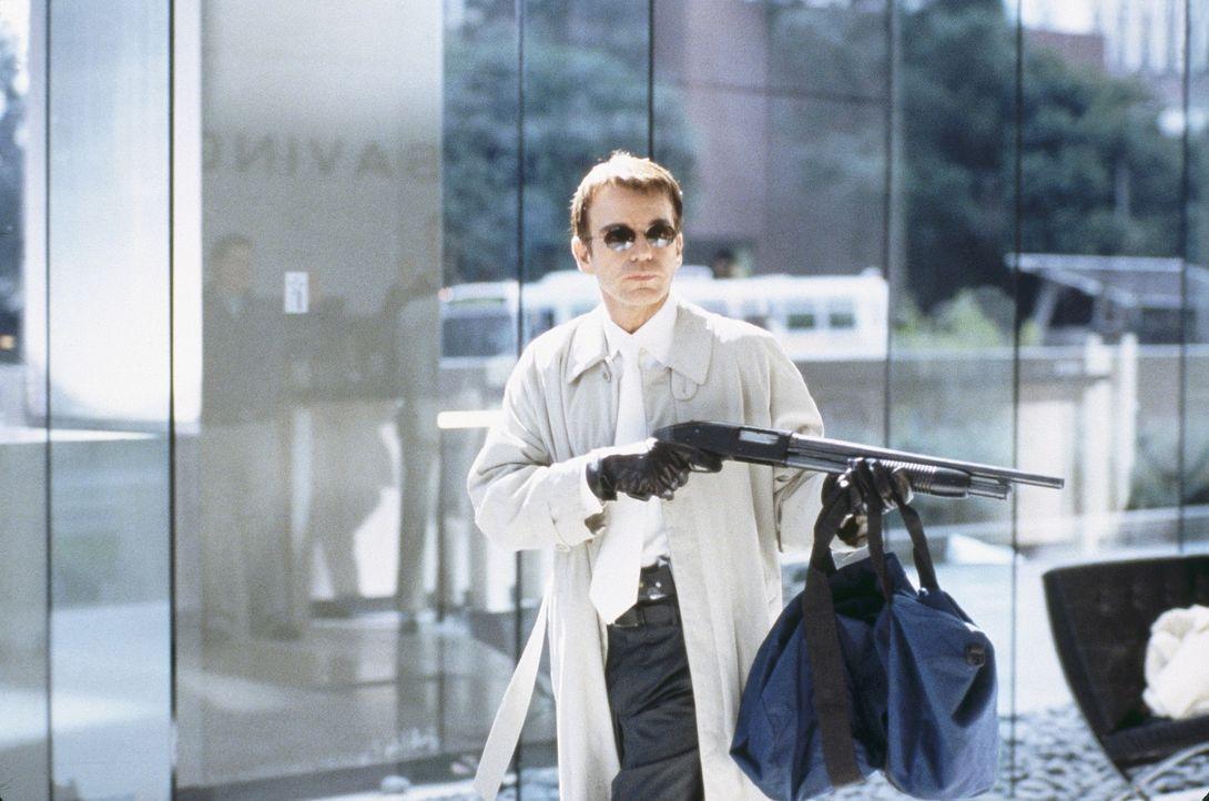Für den unorthodoxen Bankräuber Terry (Billy Bob Thornton) und seine zwei Kumpels verläuft zunächst alles bestens. Doch dann hieven sie eine Gei... - Bildquelle: Metro-Goldwyn-Mayer