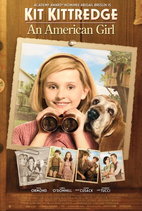 KIT KITTREDGE - mit Abigail Breslin - Bildquelle: Warner Brothers