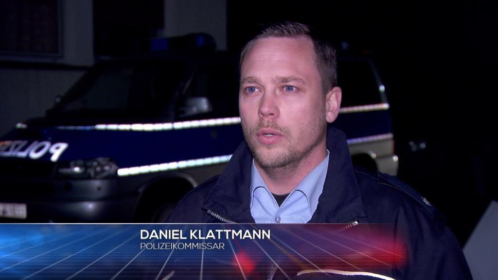 POL - Daniel Klattmann - Bildquelle: SAT.1