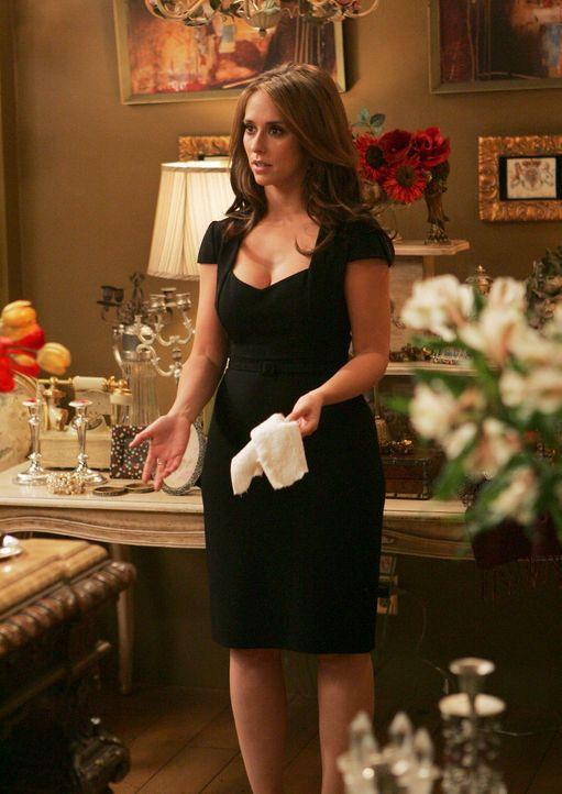 Kann Melinda (Jennifer Love Hewitt) dem Geist helfen, endlich ins Licht zu gehen? - Bildquelle: ABC Studios