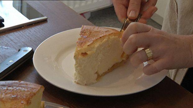 Jennys Käsekuchen mit Orangenvariation