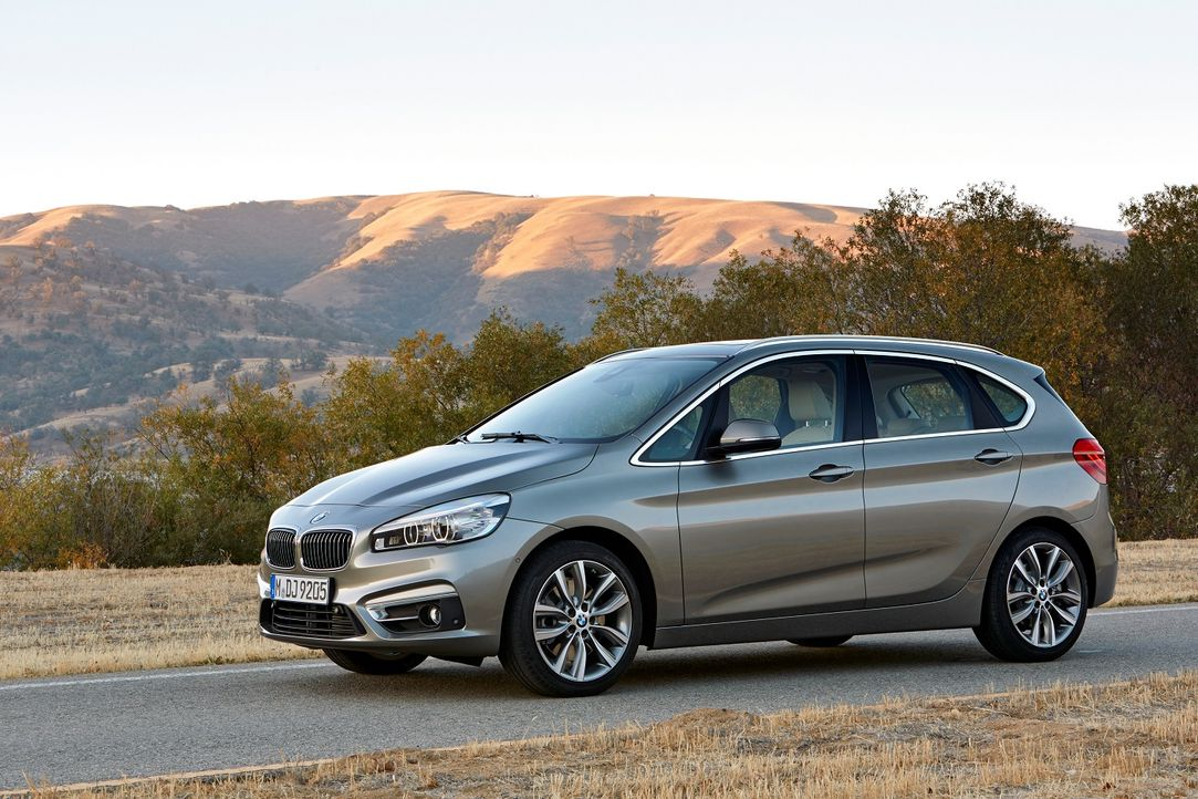 BMW 2er Active Tourer - Bildquelle: BMW