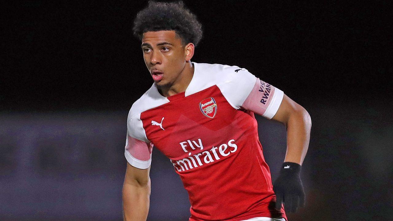 Xavier Amaechi (FC Arsenal) - Bildquelle: 2019 Getty Images