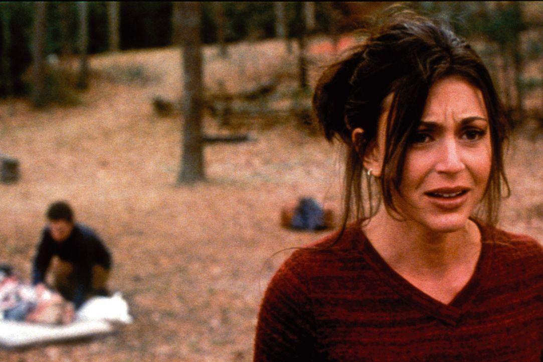 Für Marcy (Cerina Vincent) beginnt ein Alptraum, der kein Ende zu nehmen scheint ... - Bildquelle: Tiberius Film