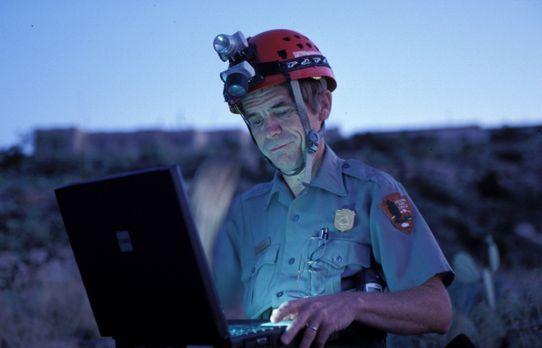Inside USA - Tom Bemis ist Park Ranger im wichtigsten Nationalpark New Mexico...