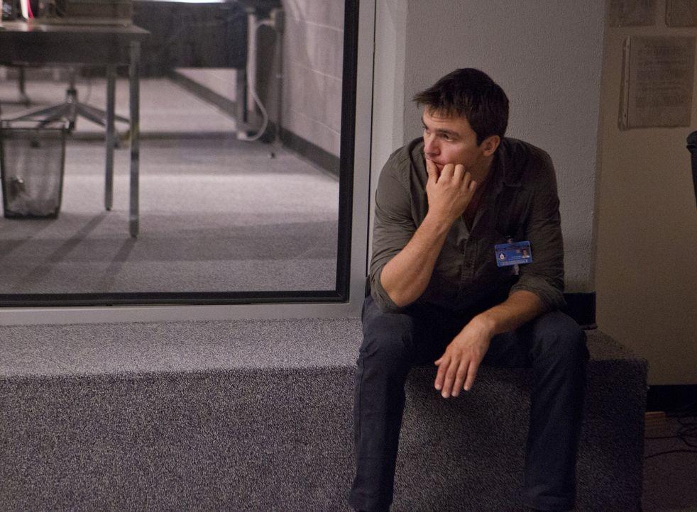 Was führt Peter Quinn (Rupert Friend) im Schilde? - Bildquelle: 20th Century Fox International Television