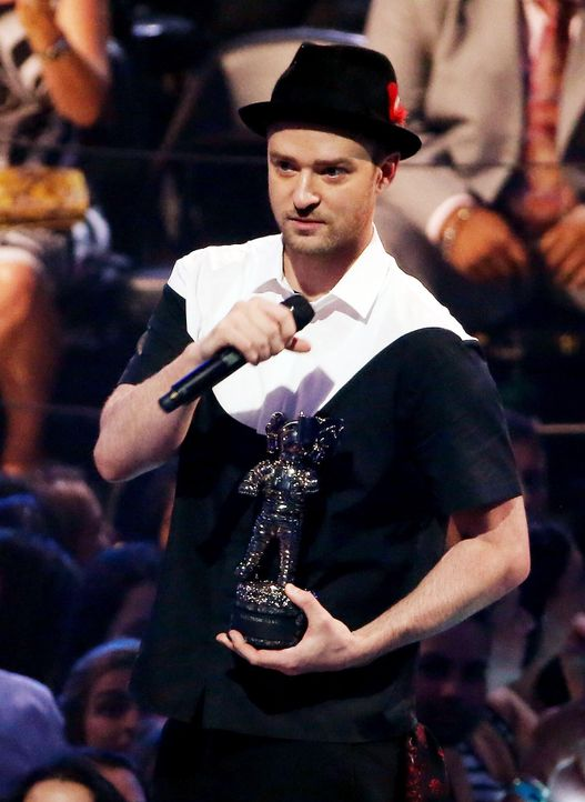 MTV-Music-Video-Awards-Justin-Timberlake-130825-getty-AFP.jpg 1412 x 1936 - Bildquelle: getty-AFP