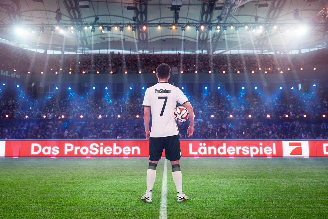 ProSieben Länderspiel - 4. Juni auf ProSieben - Bildquelle: ProSieben