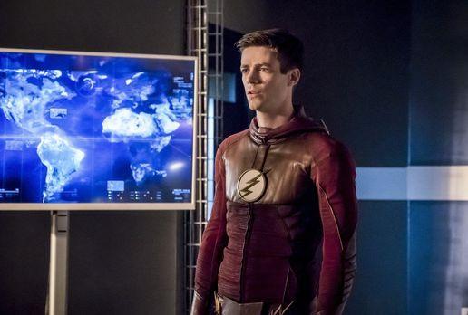 The Flash - Barry alias The Flash (Grant Gustin) erkennt, dass ihr bisheriges...