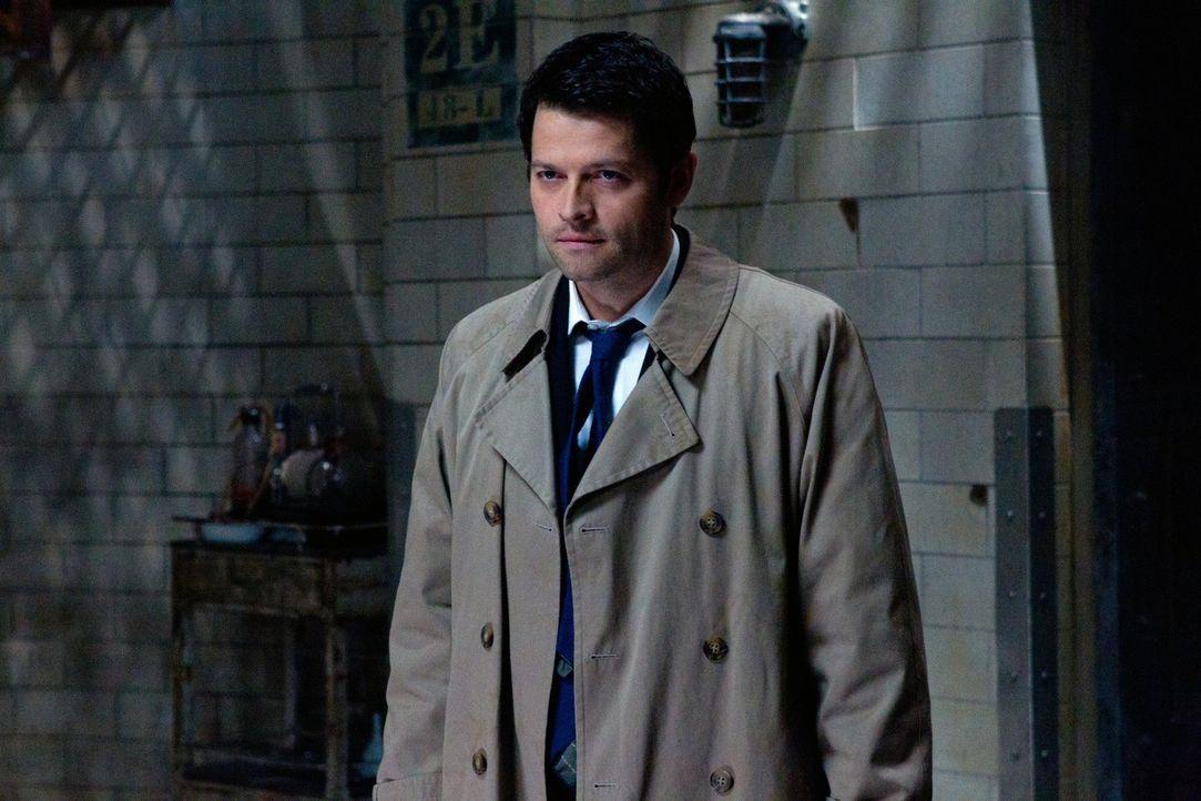 Auf wessen Seite steht Castiel (Misha Collins) und wer ist er wirklich? - Bildquelle: Warner Bros. Television