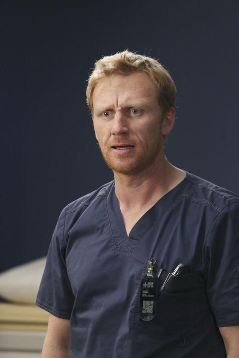Wird seine Zukunft an der Seite von Cristina weitergehen? Owen (Kevin McKidd) ... - Bildquelle: ABC Studios