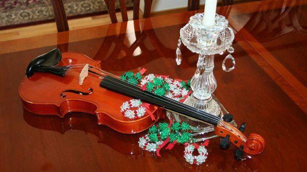 Es müssen zum Fest nicht immer klassische Klänge sein. Auch moderne Weihnacht...