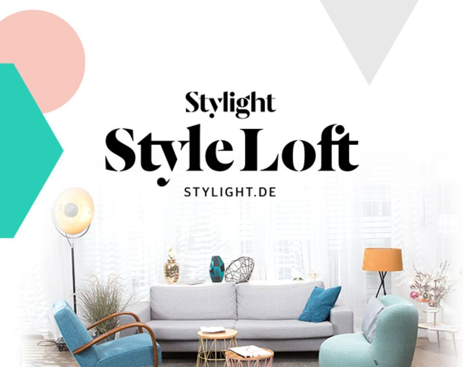 Stylight Style Loft - Logo - Bildquelle: Stylight