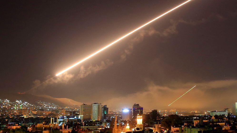 Reaktionen auf den Militärschlag gegen Syrien - Bildquelle: (c) AP