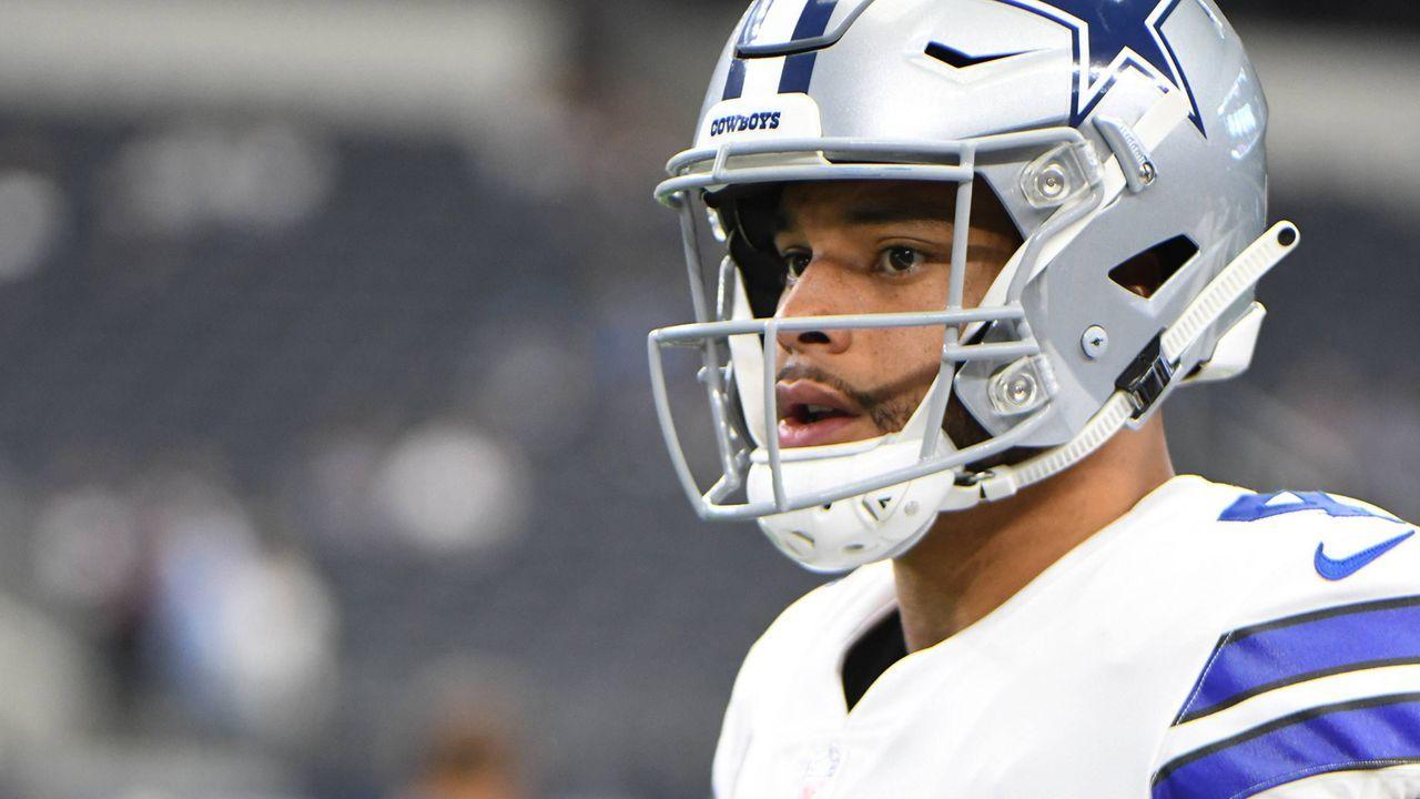 Offense-Probleme der Cowboys - nur Zeke reicht nicht - Bildquelle: imago/UPI Photo