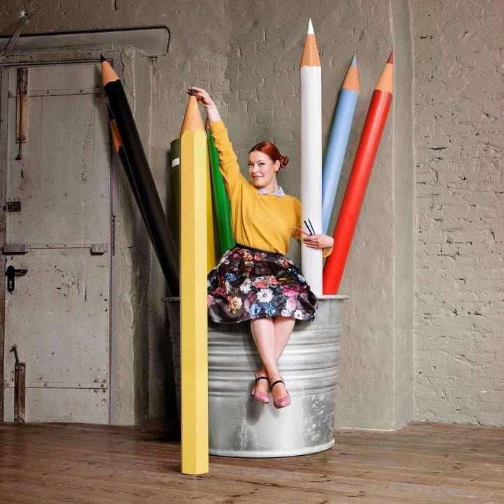 Do-it-yourself ist das neue Motto bei Enie van de Meiklokjes, denn nach dem Backen wird jetzt gebastelt ... - Bildquelle: Arne Weychardt sixx