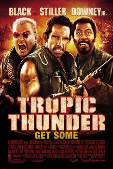 Tropic Thunder - TROPIC THUNDER - Plakatmotiv - Bildquelle: 2008 DreamWorks L...
