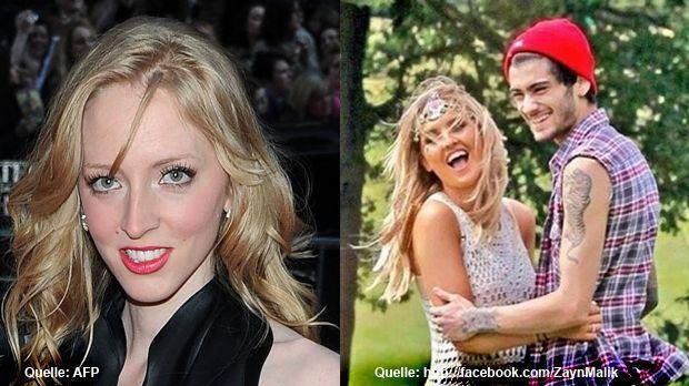 Top-Flop-Lizzy-Pattinson-Zayn-Malik-afp-facebook - Bildquelle: AFP/facebook/ZaynMalik