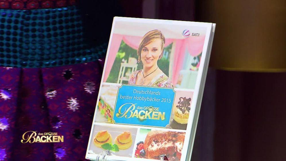 Gewinne das Backbuch der Siegerin Monika!