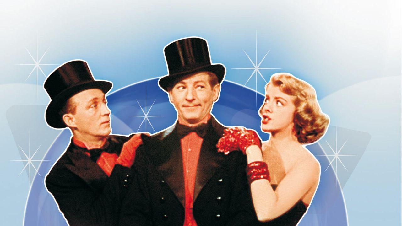 Weisse Weihnachten - Bildquelle: DVD erschienen bei www.paramount.de